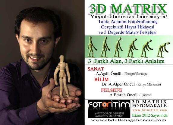 2012 3d matrix a.agah öncül
