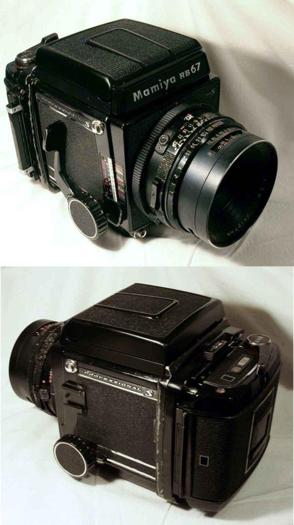 abdullah agah oncul camera collection mamiya rb67 pros