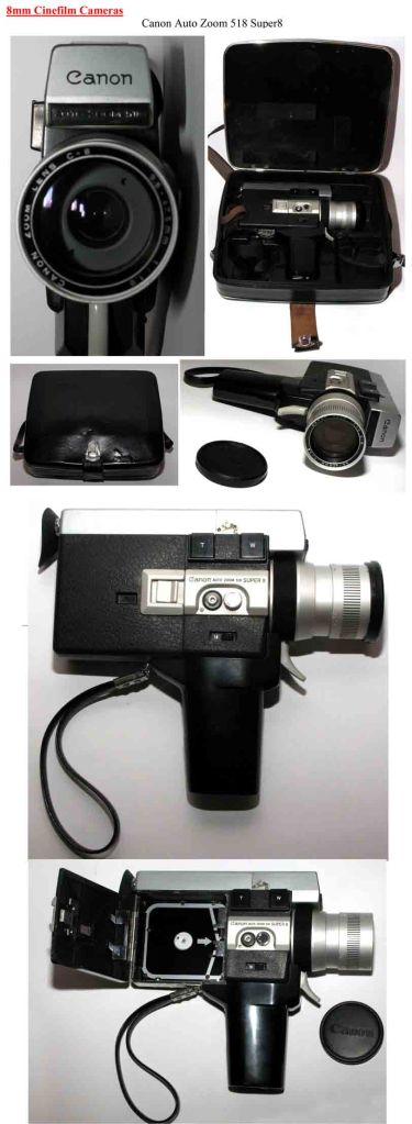 abdullah agah oncul camera collection 8mm