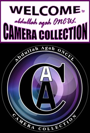 A AGAH ONCUL CAMERA COLLECTION