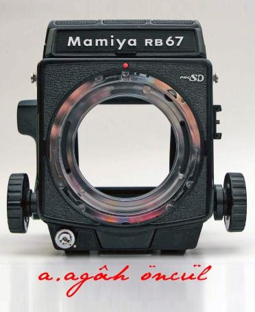 mamiya rb67 PROsd agah öncül
