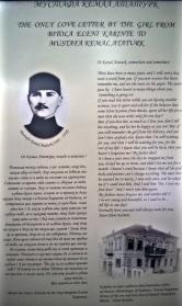 Eleni Karinte mektup Abdullah Agâh ÖNCÜL v
