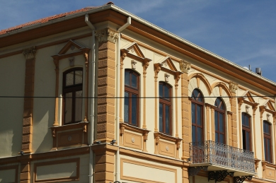 Eleni Karinte nin balkonu Abdullah Agâh ÖNCÜL
